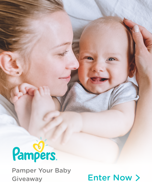 Giveaway - Pampers Pamper Your Baby