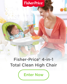 FB FP High Chair Giveaway