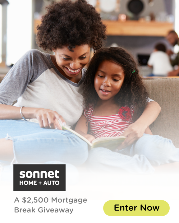 Sonnet Mortgage break Giveaway