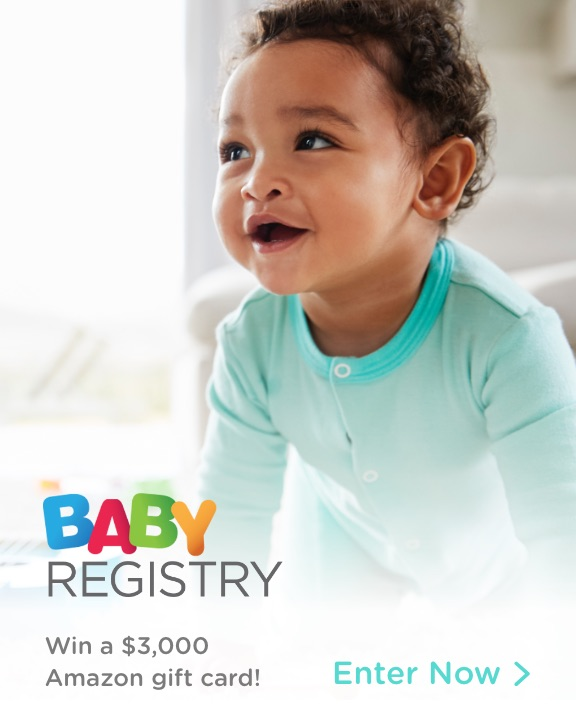 Amazon Registry Sweepstakes