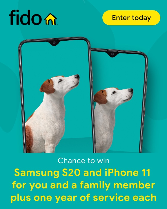 Fido Giveaway